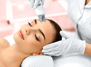 trattamenti viso peeling ultrasonico